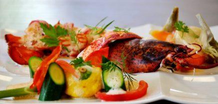 Art de vivre Escapade Gastronomique Institut Paul Bocus homard