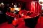 Salon Rouge apero chic Hôtel Le Royal Lyon