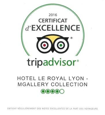 certificat-trip-advisor-hotel-le-royal-lyon