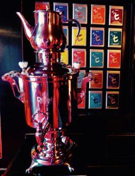 L'heure du thé à l'hôtel Le Royal Lyon avec du thé Dilmah