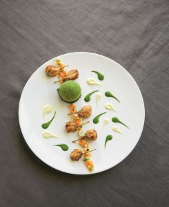 L'escapade Gastronomique de l'Institut Paul Bocuse et de l'hôtel le Royal Lyon et l'atelier cuisine