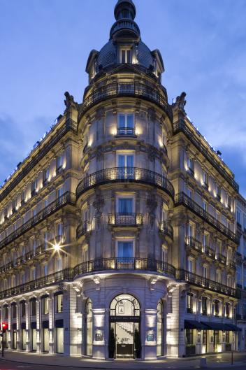 l'Hôtel Le Royal Lyon à l'heure des festivals d'été