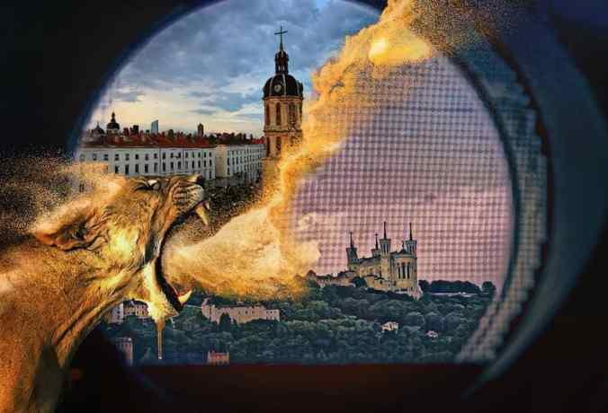 """La """"Team Poussin"""" à l'hôtel Le Royal Lyon dans la chambre 504"""