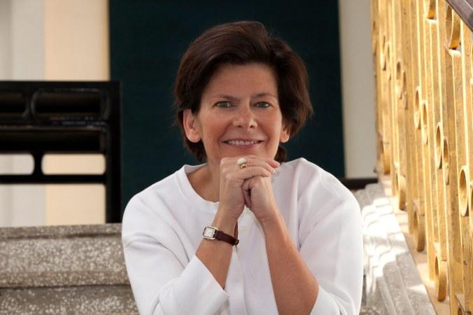 l'hôtel Le Royal Lyon et Christine Cayol